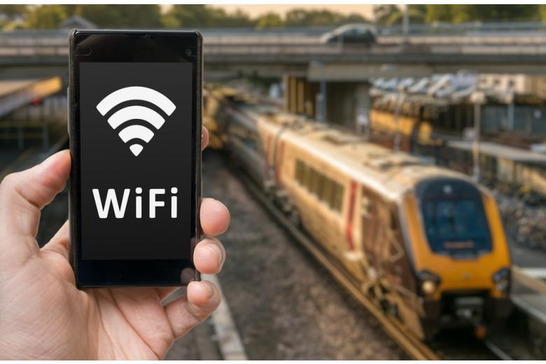 Wi-Fi в поездах Фото: vchal/shutterstock.com