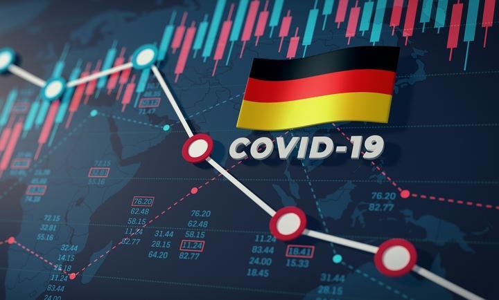 заболеваемость COVID-19 снижается Фото: ffikretow/shutterstock.com