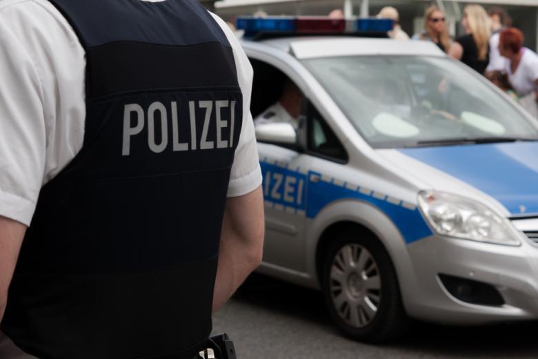 Полицейская операция в Геттингене / Фото: Heiko Barth / shutterstock.com