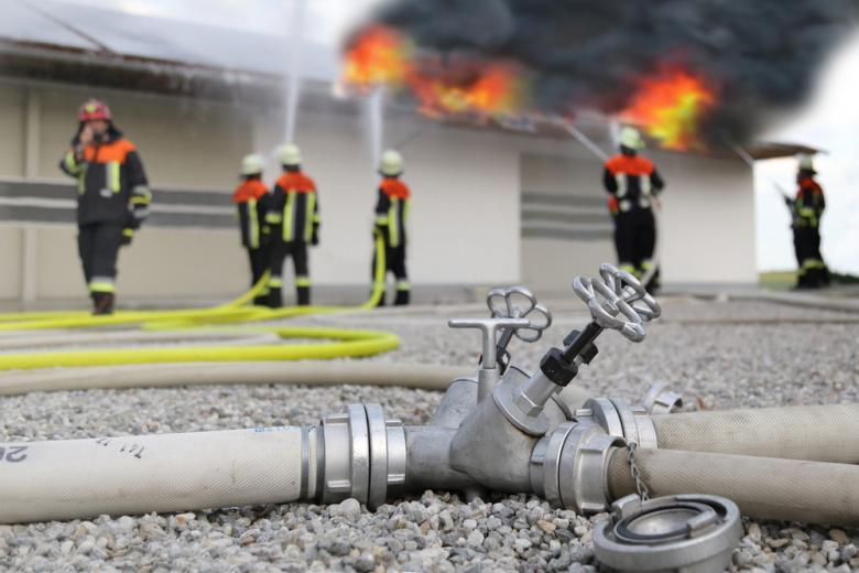 пожар в Обернхайме / Фото: riopatuca / shutterstock.com