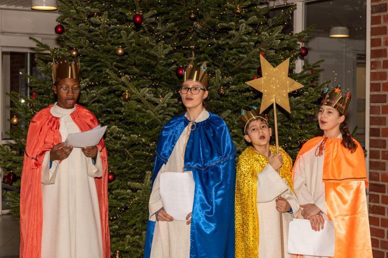 Богоявление в Германии. Фото: penofoto / shutterstock.com