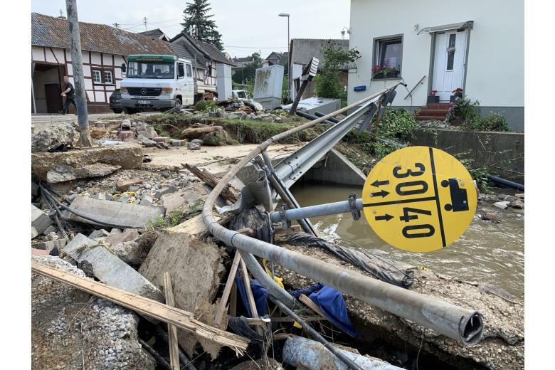 потоп последствия