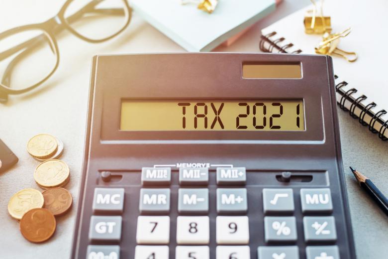 Налоги с зарплаты в Германии. Фото: Fox_Ana / shutterstock.com