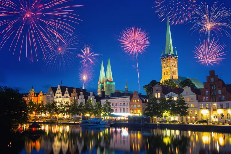 Новый год в Германии. Фото: Marti Bug Catcher / shutterstock.com