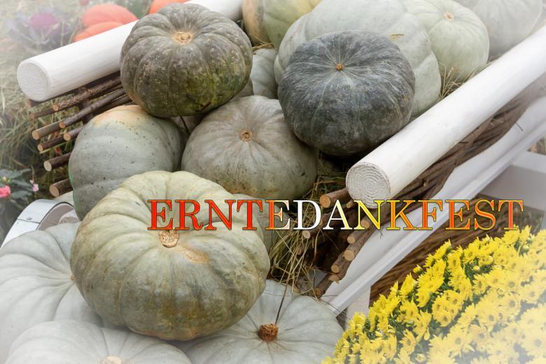 Праздник урожая. Фото: bonilook / shutterstock.com