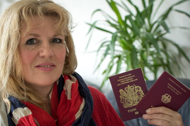 В Германии двойное гражданство запрещено. Фото: Delovely Pics / shutterstock.com