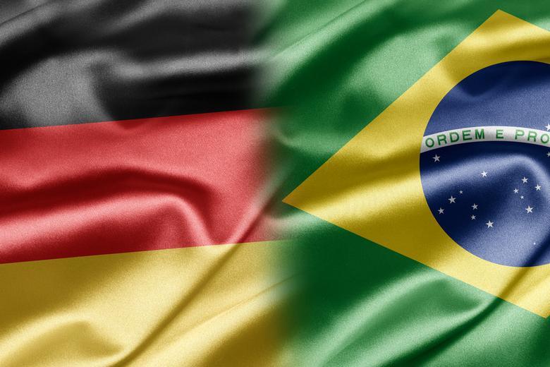 Германия-Бразилия Фото: Автор: ruskpp / shutterstock.com