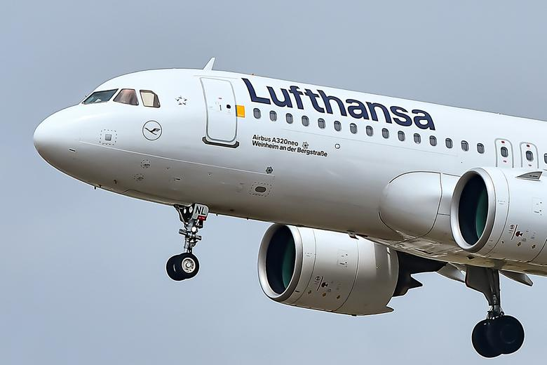 Lufthansa получает 1 млрд евро Автор: Vytautas Kielaitis / shutterstock.com