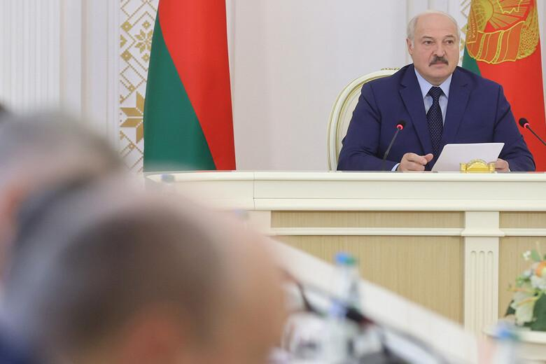 Лукашенко пригрозил Германии мигрантами Фото: Автор: president.gov.by / https://president.gov.by/ru/events/soveshchanie-o-protivodeystvii-sankcionnym-meram