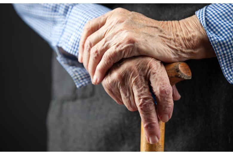 Пенсия по старости. Фото: Photobac / shutterstock.com.