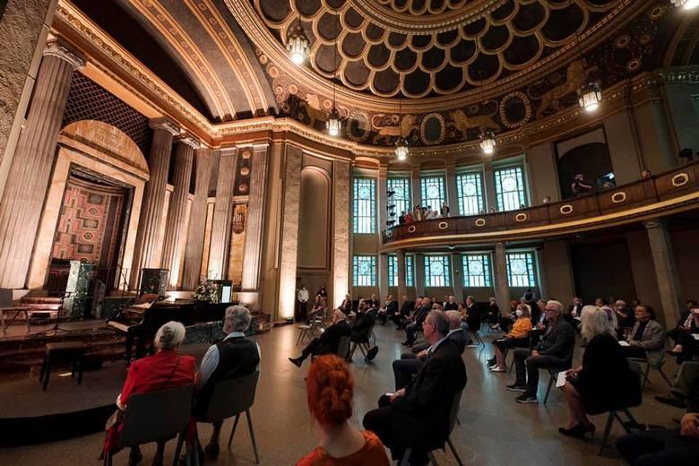 Самая известная синагога Германии Фото: Автор: аккаунт Oberbürgermeister Octavian Ursu / @ursu.goerlitz