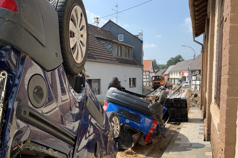 Сколько нужно времени для восстановления Германии Фото: Сергей Родин