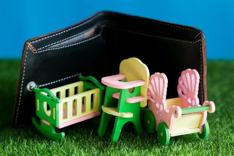 Виды пособий для семей с детьми от немецкого государства. Фото: eanstudio / shutterstock.com.