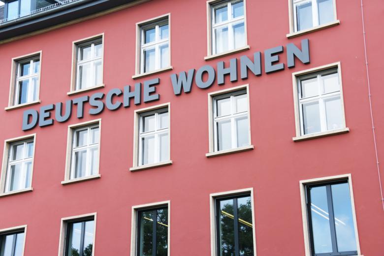 жилищные компании Германии, Deutsche Wohnen Фото: nitpicker/shutterstock.com
