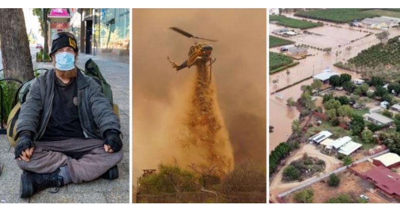Технологические и природные катастрофы. Фото: 7news.com.ua