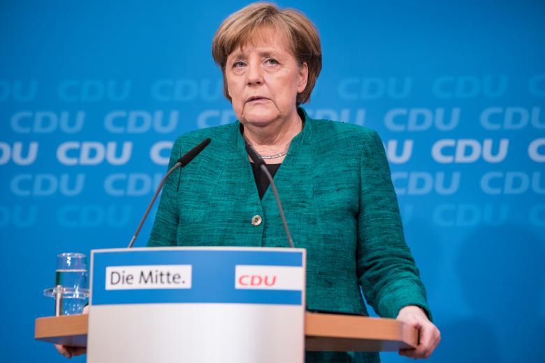 С 2005 года по настоящее время пост канцлера ФРГ занимает Ангела Меркель (ХДС). Фото: Foto-berlin.net / shutterstock.com