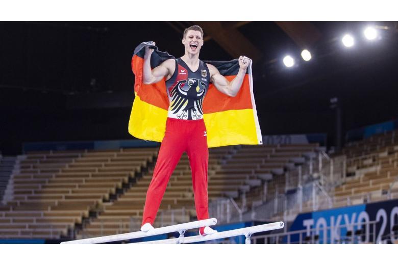 Дневник Олимпиады: немецкий гимнаст Лукас Драузер Фото: пресс-служба спортивного клуба DTB