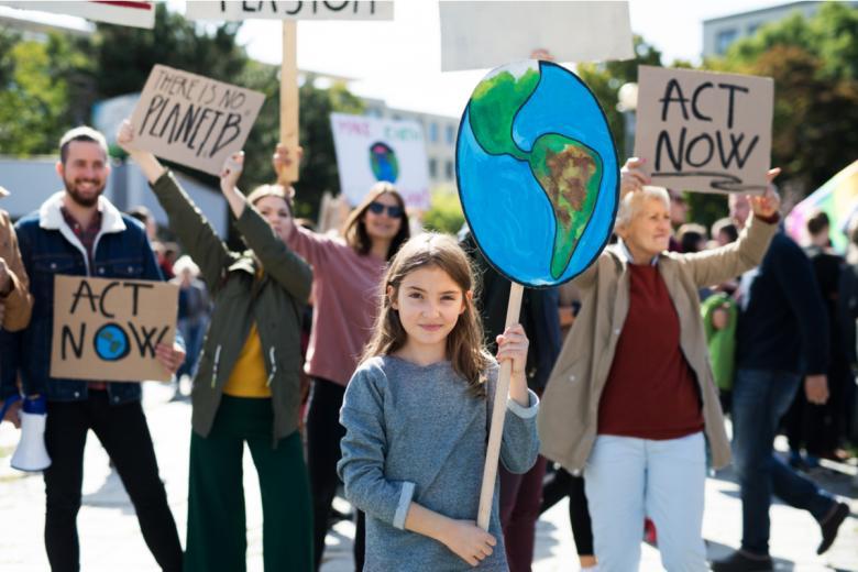Одной из самых важных проблем общества жители Германии считают изменение климата, которое неблагоприятно влияет на жизнь человечества. Фото: Halfpoint / shutterstock.com