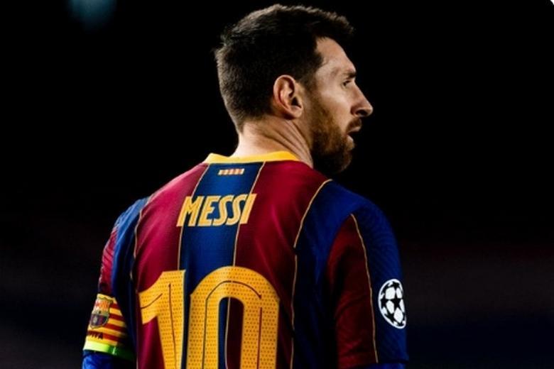 Месси ушел Автор: Twitter-аккаунт FC Barcelona/@FCBarcelon