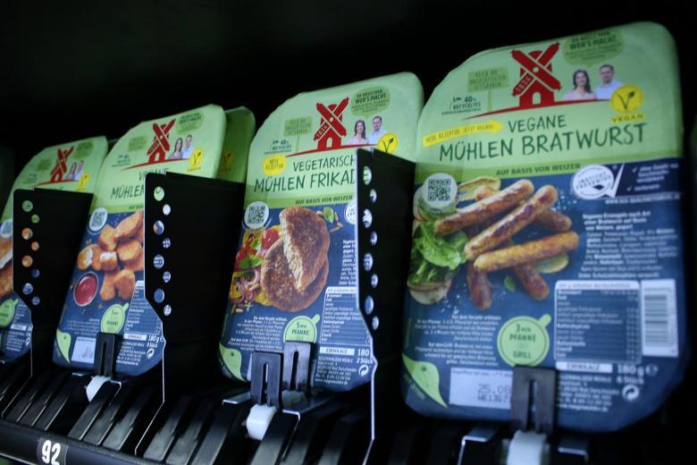 Веганские колбаски. Фото: aussiedlerbote.de