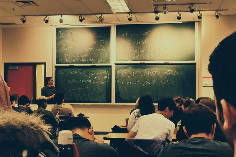 Высшее учебное заведение Германии. Фото: shubham sharan / unsplash.com