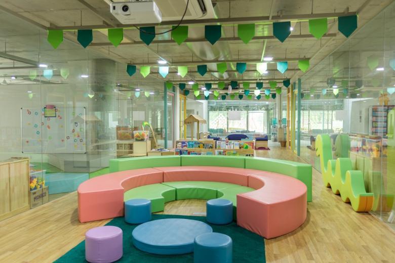 Детский сад в Германии. Фото: gautam arora / unsplash.com