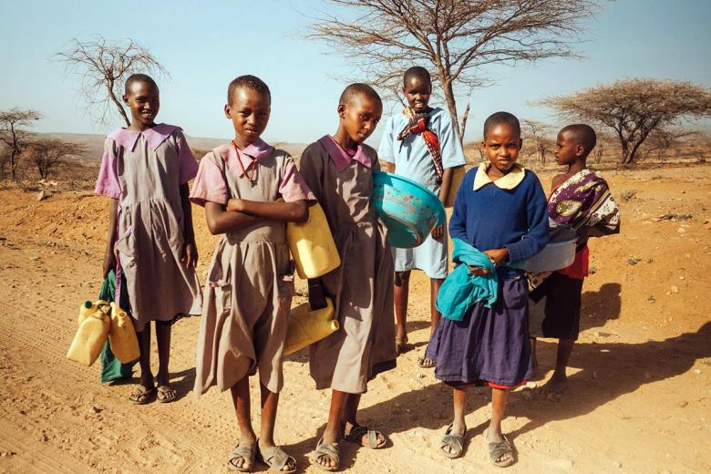 Высокий процент паразитарных патологий у жителей Африки. Фото: Tucker Tangeman / Unsplash.com