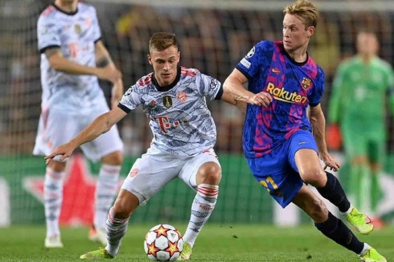 Бавария – Барселона Фото: Автор: twitter-аккаунт FCBayern