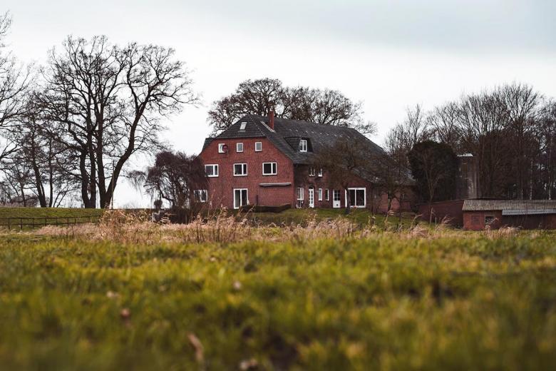 Уютный домик в Саксонии. Фото: Raphael Schaller / Unsplash.com