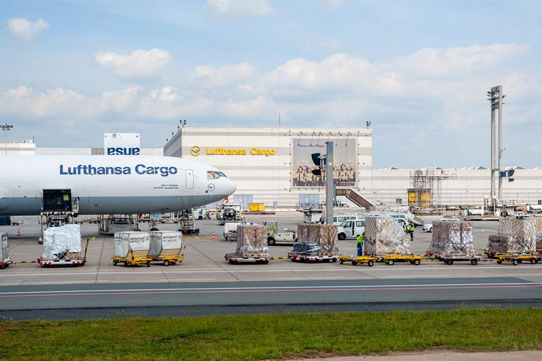 Франкфуртский аэропорт Фото: Автор: Jakub Rutkiewicz / shutterstock.com