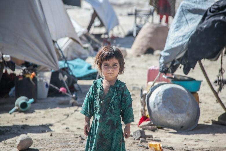 первыми от голода и недоедания пострадают дети в возрасте до пяти лет