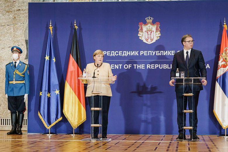 Меркель пообещала Фото: Автор: Denzel/Bundesregierung bundeskanzlerin.de