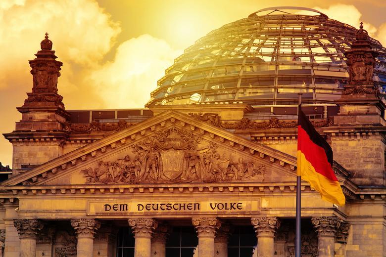 Новое правительство в Германии Автор: multitel / shutterstock.com