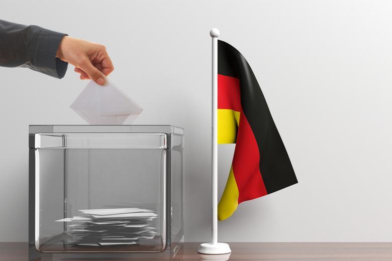 Победитель выборов в Германии Фото: Автор: rawf8 / shutterstock.com