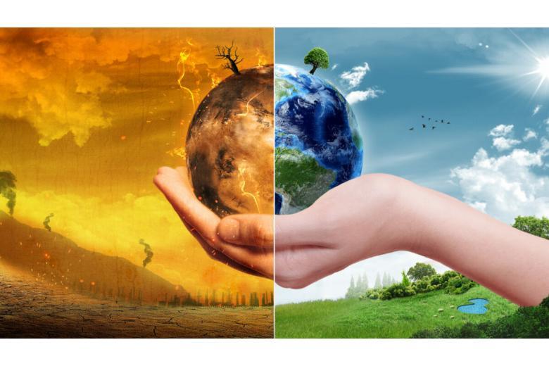 Сокращение выброса метана. Фото: ParabolStudio/shutterstock.com