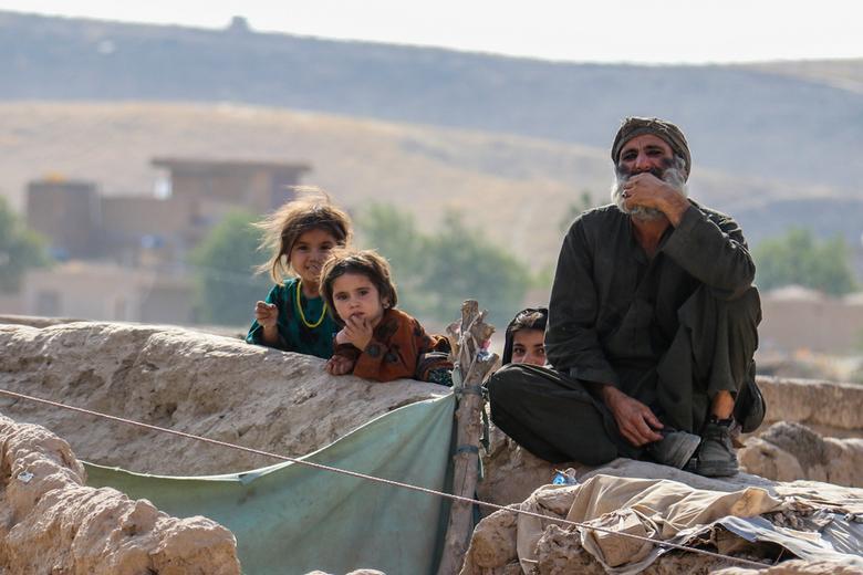 Талибан требует еды Фото: Автор: Trent Inness / shutterstock.com