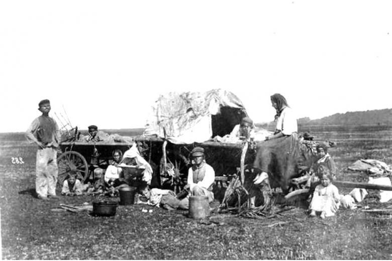 «Из русских архивов». Воспоминания о немецких колониях на Волге фото 1