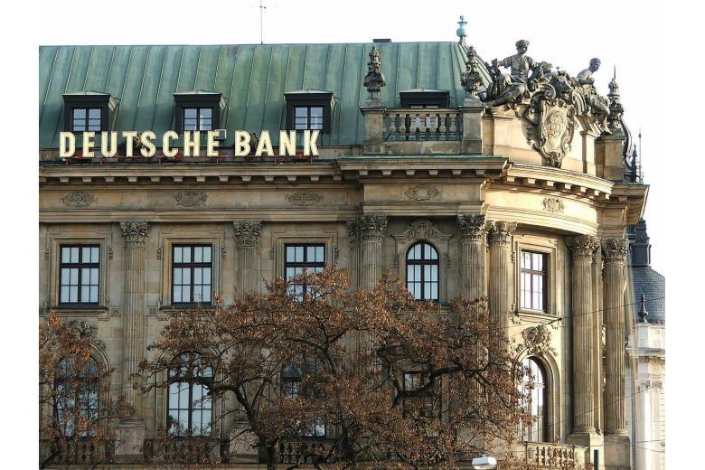 Правительство собирается экстренно спасать Deutsche Bank фото 1