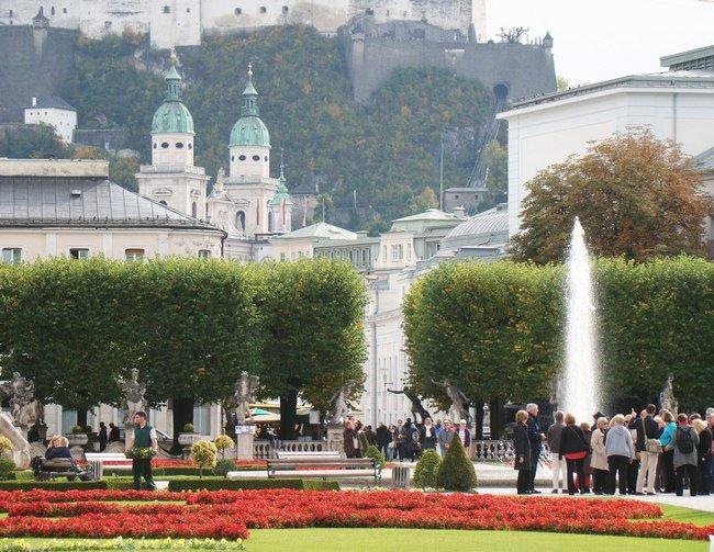 Стоит посетить! Зальцбург: сладкий рай или средневековый Макдональдс?