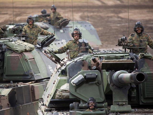 Германия объявляет России холодную войну фото 1