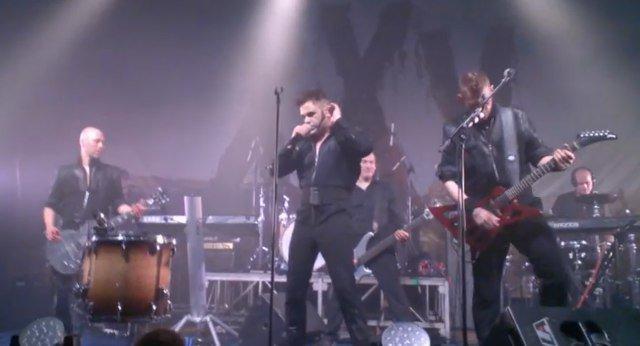 концерт музыкальной группы Oomph фото