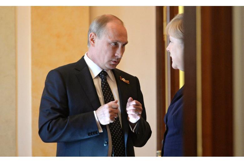 Ангела Меркель предъявила ультиматум Путину фото 1