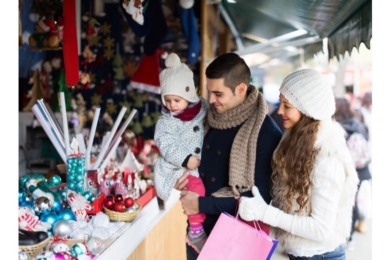Мюнхен признали самым дешёвым городом для рождественского шоппинга фото 1
