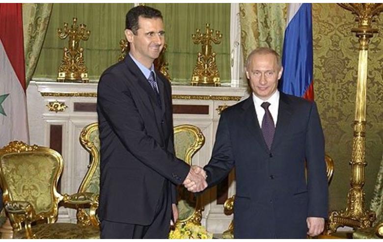 «Путин помоги!»: Германия требует от Москвы повлиять на Асада фото 1