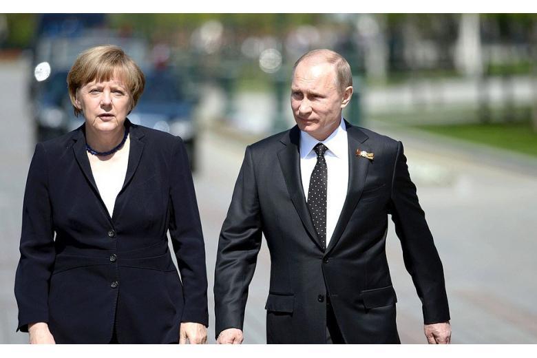 Российско-германские отношения после введения санкций фото 1