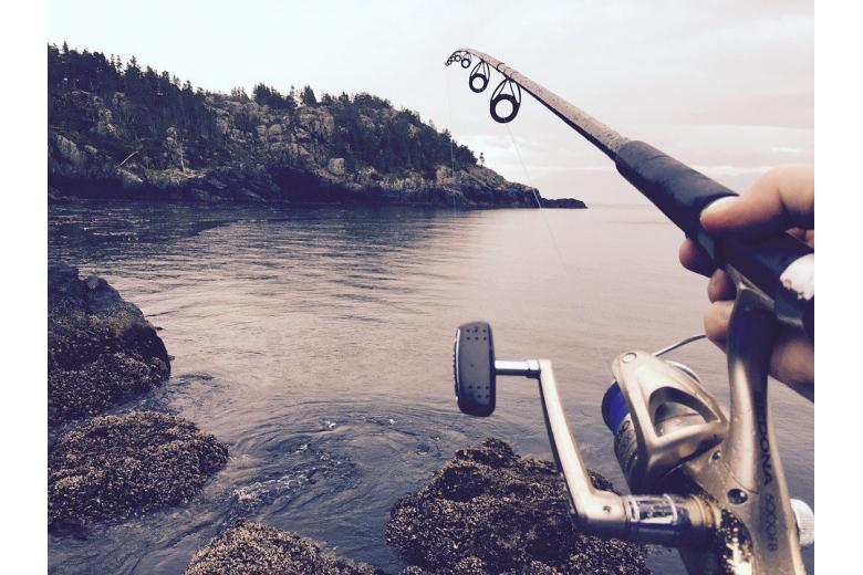 Баварский рыболов поймал на крючок голого купальщика фото 1