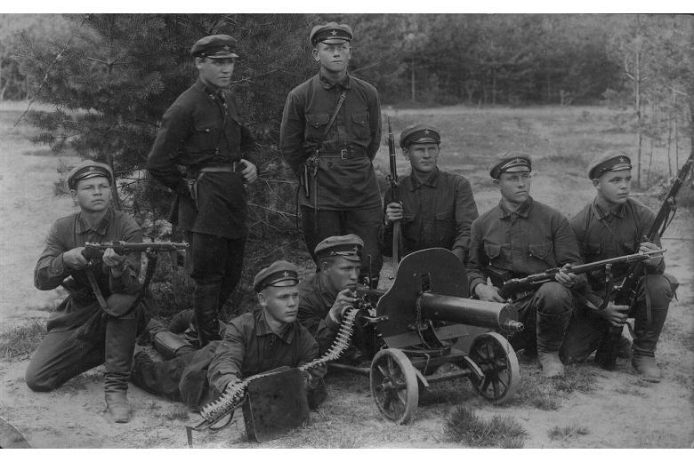 СССР в 1930-е годы: «Борьба с немецким национализмом» фото 1