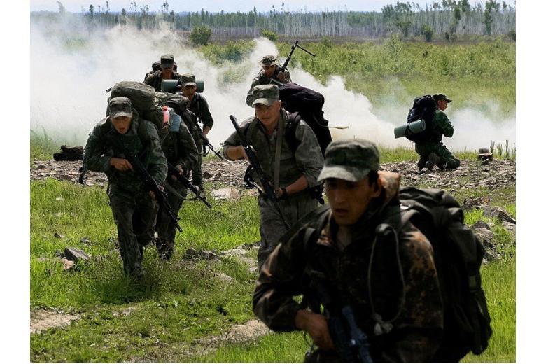 Русский спецназ уже в Германии и готовится к атаке фото 1