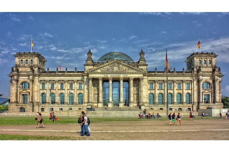 шпионаж на территории Германии фото