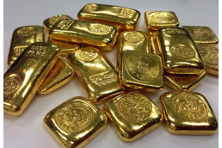 Драгоценная лихорадка: немцы хранят тонны золота фото 1